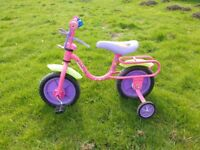 Girls Bicycle for 3-4 years