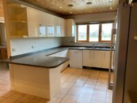 Complete kitchen for sale due to extension and new kitchen