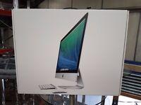 "Apple iMac 27"" (Late 2013) Core i5 @ 3.2GHz / 1TB HDD / 8GB RAM / GForce GT755M"
