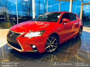 2014 Lexus CT 200h *NOUVEL ARRIVAGE* CAMERA DE RECUL * TOIT *