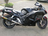 Suzuki GSX 1300 R K7 by Fleet Direct, Doncaster, South Yorkshire
