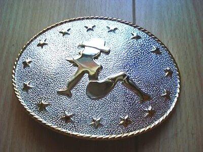 Пряжки Western Oval Cowgirl Belt Buckle