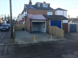 Garage/ workshop very clean with tiled roof located in a very safe area