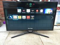 Samsung 32 inch Smart LED TV ★ Smart HUB ★ Full 1080p HD ★ WiFi Built in ★ Excellent Condition ★
