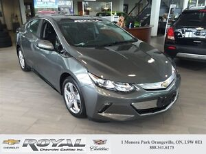 2017 Chevrolet Volt Electric BRAND NEW * HEATED LEATHER