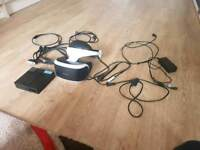 PSVR (all cables included + VR Demo Disk)