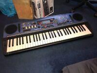 Yamaha DJX Digital Keyboard
