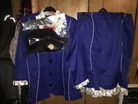 Mary Poppins size 20 fancy dress