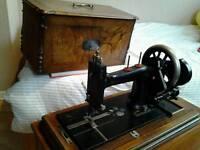 Antique Sewing Machine 1886