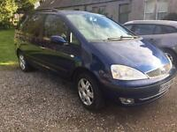 Ford Galaxy 1.9 Tdi Ghia 7 Seater Diesel Estate 5DR