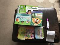 As new all boxed kids leap reader bargain £28