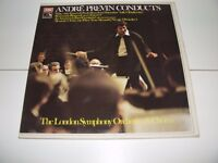 André Previn, The London Symphony Orchestra, London Symphony Chorus ‎– André Previn Conducts
