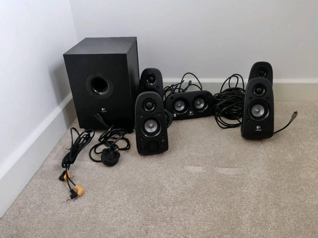 1dcc1297726 Logitech Z506 5.1 Speakers | in Stapleton, Bristol | Gumtree