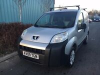 2009 PEUGEOT BIPPER NO VAT TO PAY