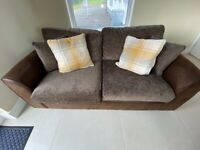 Two seater sofa barely Used