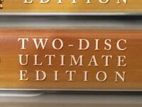 James Bond Attache Case with DVD's