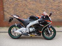 Apriilia RS4 50cc 2013 11926 miles MOT 1 year ideal 16 year learner legal