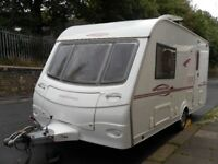 Coachman Pastiche Two Berth Touring Caravan