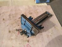 Record No. 52 1/2E wood working vice with quick release.