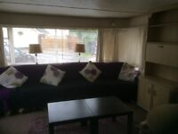 Static caravan for sale. Ideal for self build. **READY TO GO ** First to see will buy.