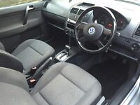 VOLKSWAGEN POLO**AUTOMATIC**LADY OWNER**65K MILES**FSH**LONG MOT**HPI CLEAR**