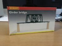 Hornby R657 Girder Bridge - Brand New - OO Gauge
