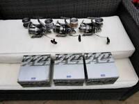 Daiwa windcast z5000 reels