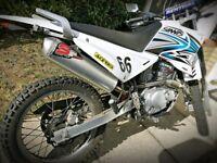 2016 Sinnis Blade 125 motorbike supermoto enduro learner legal