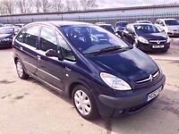 CITROEN PICASSO 2.0 HDI SX 5 DOOR 2003 / CAMBELT DONE / FULL SERVICE HISTORY / 2 KEEPERS