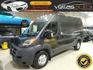 2016 RAM ProMaster 2500 High Roof HIGH ROOF| 136WB| 3PASSENGER