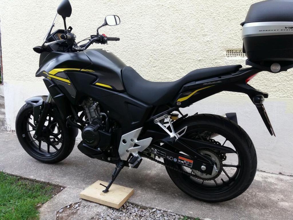 2015 Honda Rebel >> Honda CB 500X 2015 Black | in Plymouth, Devon | Gumtree