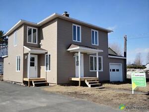 189 500$ - Maison 2 étages à vendre à St-Agapit