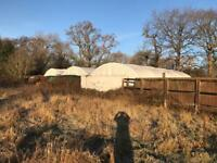 COMERCIAL POLYTUNNEL