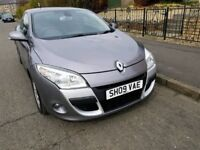 renault megane coupe diesel 09 plate 1995 no offers swap for van or 7 seater
