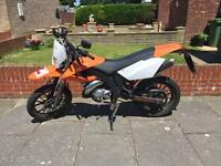 50cc Supermoto learner legal