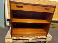 Retro mid-century g-plan bookcase /