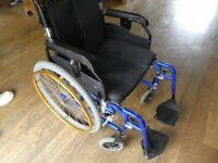enigma light weight wheel chair