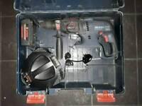 Bosch GBH 36 VF-Li Cordless Hammer Drill