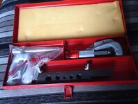 facom flaring kit with cutters ,free snap on sticker