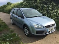 Came in px 2006 FORD FOCUS DIESEL ESTATE ECONOMICAL DIESEL ESTATE MOT ANY TRIAL PX WELCOME