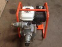 Honda GX120 petrol water pump