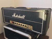 Marshall JMP 2203 Head (w/mods)