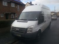 van and man low cost delivery and removals