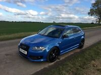 Audi S3 2007/57 2.0 TFSI Sprint Blue Stage 2+ 360BHP