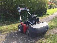 Toro Greensmaster 1600 petrol greens mower 2011 Model