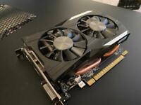 ZOTAC NVIDIA GTX 1050ti 4GB OC