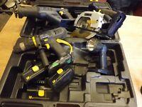 Performance pro power tools
