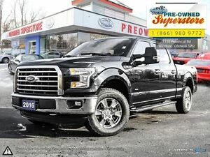 2016 Ford F-150 XTR 4x4 with NAV!!! Windsor Region Ontario image 1
