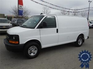 2016 Chevrolet Express Cargo Van - 4.8L V8 - Only 16,100 KMs