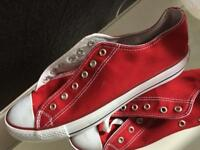 NEW CONVERSE SIZE 8